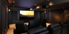 Home Theater #colors