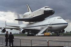 NASA - B747 Shuttle