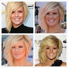 haircuts for faces hair 10 bob hairstyles with side swept bangs http www 4430