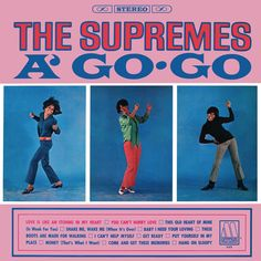 The Supremes A' Go Go, Vinyl Record Album, Motown Records. This is one of the many motown albums I processed when I was a kid/teen. Lp Cover, Vinyl Cover, Cover Art, Soul Music, My Music, Audio Music, Music Radio, Music Stuff, Les Charts