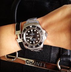 Rolex Hermes Chanel!
