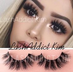 1004cc02a97 LUXY Mink Lashes 3 Pairs ⭐ FUR LASHES 3D Eyelashes Makeup | USA