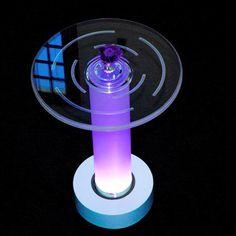#LEDtable #cocktailtable #ledlights #led #ledlighting #leddecor #eventdecor #ledfurniture ##Crystaltable Led Furniture, Cocktail Tables, One Color, Event Decor, Crystals, Crystal, Crystals Minerals