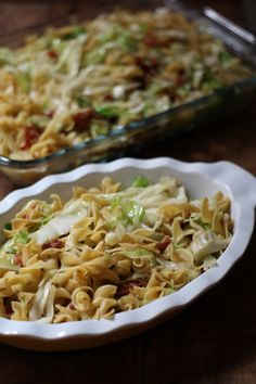 Hungarian Cabbage and noodles