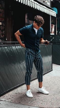 mens outfits в 2019 г. fashion, mens fashion:cat и outfits. Summer Outfits Men, Stylish Mens Outfits, Male Summer Fashion, Male Street Fashion, Men Summer, Stylish Clothes, Work Clothes, Mode Streetwear, Streetwear Fashion