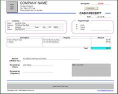 Job Invoice Sample Taxable Column For Uniform Invoice Software