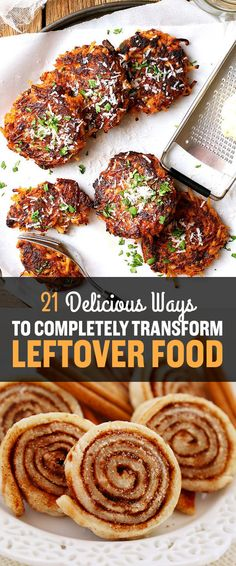 21 Recipes That Will Completely Transform Boring Leftovers