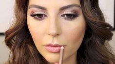My Wedding Day Makeup: Natural Bridal Tutorial | Sona Gasparian - Full HD