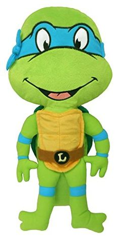 Jay At Play Teenage Mutant Ninja Turtles Seat Pets (Leonardo), 2015 Amazon Top Rated Plush Pillows #Toy