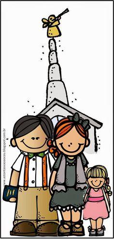 As Tontas Vão Ao Céu: Escola Dominical