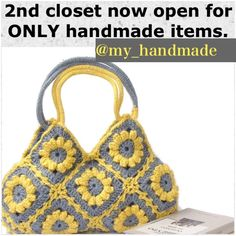 2nd closet now open for HANDMADE items only! Plz follow my second closet and bundle to save on shipping! Shoes