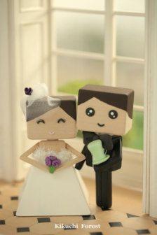 Fatti a mano - Decorazioni per torte in Decorazioni - Etsy Matrimoni