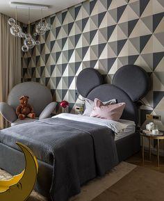 Baby Room Decor, Bedroom Decor, Disney Home Decor, Dream House Plans, Grand Homes, Home Fashion, Girl Room, Kids Bedroom, Living Room Designs