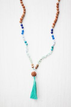 Dreamland Surf Mala [Limited Edition] Love this gorgeous mala...and it's named after one of my favorite beaches in the world :)