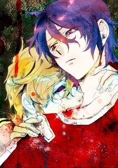 shiki - it pisses me off to know that Tohru dies, still believing that he killed his best friend.