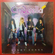 Cinderella - Night Songs [Prensagem Holandesa] AM8078
