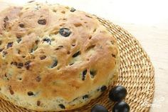 Хлеб с луком и маслинами Bread Baking, Mashed Potatoes, Picnic, Muffin, Food And Drink, Breakfast, Ethnic Recipes, Breads, Food