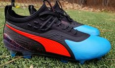 Review: PUMA ONE 19.1 Soccer Boot Soccer Boots, Football Boots, Two Boots, Football Fashion, Rugby League, Chelsea Fc, Retro Look, Soccer Players, Soccer Shoes