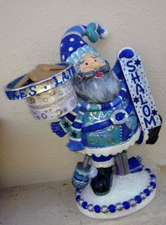 Chanukah Harry  He Does Exist... by PoZiDesigns on Etsy