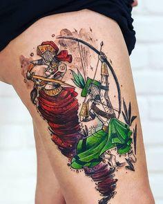 Tatoo Art, I Tattoo, Light Tattoo, Jewelry Tattoo, Orisha, Forearm Tattoo Men, Sacred Art, Portrait Art, Watercolor Tattoo