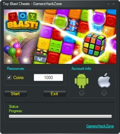 Get free Coins with our new Toy Blast Cheats. Our latest Toy Blast Cheats is working on Android and iOS even without root/jailbreak. Cheat Online, Hack Online, Toy Blast Game, Hacks, App Hack, Game Update, Test Card, Toys Online, Blog