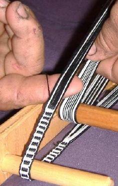 Warping Your Mini Inkle Loom