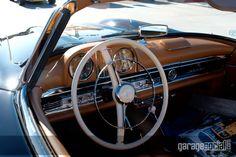 Sleek #Mercedes #MercedesBenz #Benz #VintageMercedes #LosAngeles #MalibuCars #Malibu #CarPorn #Interior #MercedesInterior