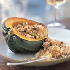 recipes delicata squash pasta shells with brown butter bechamel ...