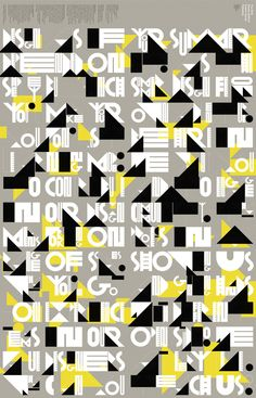 Shepley Bulfinch 2012 Summer Design Fellowship poster by Non-Format , via Behance