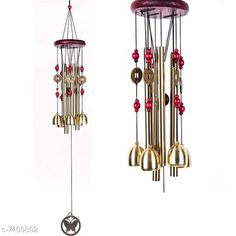 Wind Chimes BLACK HORSE Metal Wind Chimes with 4 Pipe and 5 Bells for Feng Shui at Home Balcony Garden Positive Energy, Home Decor Hanging Gifts for Loved Ones Jingle Good Sound 21 Inch Long Material: Metal Pack: Pack of 1 Product Length: 4 Inch Product Breadth: 1.5 Inch Product Height: 21 Inch Sizes Available: Free Size *Proof of Safe Delivery! Click to know on Safety Standards of Delivery Partners- https://ltl.sh/y_nZrAV3  Catalog Rating: ★4.4 (1650)  Catalog Name: Graceful Chimes CatalogID_1188278 C127-SC1619 Code: 413-7400802-996