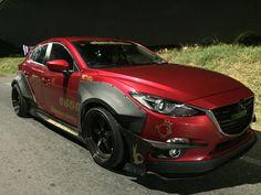 Mazda 3 Mazda Cars, Mazda 2, Toyota Cars, Mazda Hatchback, Rocket Bunny Kit, Mazda 3 Sport, Hyundai Veloster, Reliable Cars, Weird Cars