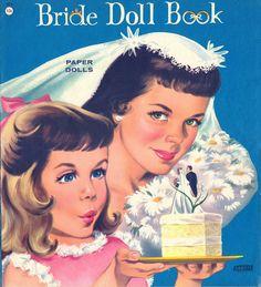 Bride Doll Book