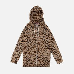 Femi Stories Icon Leo #sweatshirt  #fashion #style #love #shopping #leopard #print #hoodie #streetstyle #streetwear #street