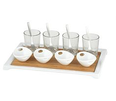 Give your dinner party guests a treat and give your food offerings that WOW factor with the MasterChef 13pc Taste Set. After all food isn't just for the taste and smelling senses, it should be a feast for the eyes as well.