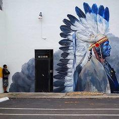 Street art. Reinier Gamboa                                                                                                                                                                                 More