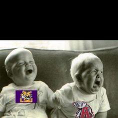 Stop crying Alabama!! LSU got this!!