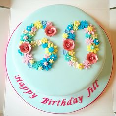 Image result for happy 60th birthday60 cake Petter