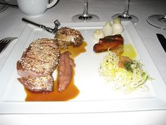 Duck from Jean-Georges