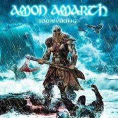 "[CRÍTICAS] AMON AMARTH (SWE) ""Jomsviking"" CD 2016 (Sony Music)"