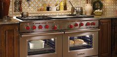 Wolf Dual Fuel Kitchen Ranges | Gear Exhibit