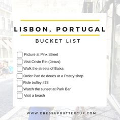 Dress Up Buttercup | Houston Fashion and Travel Blog - Dede Raad | Lisbon…