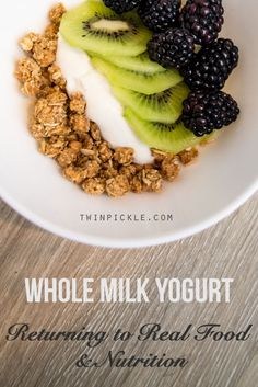 Today I'm partnering with Bellwether Farms to share how I feel about whole milk yogurt and how I like to serve it.  . Visit their website and get coupons for Whole Foods --> https://ooh.li/faa301d . #CulturedClub #ad