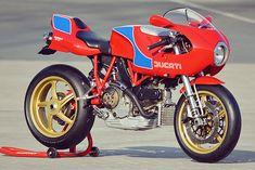 Ducati MH900e – WalzWerk Racing