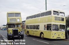 Old Wallasey Buses