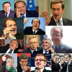 Italian politicians