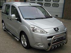 #Peugeot #Partner #Tepee 1998 - 2007 #Chrome Axle Nudge A-Bar, #BullBar | #eBay