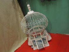 パリ購入チュニジア製80sアンティークバードケージ鳥かご ¥27000円 〆03月09日