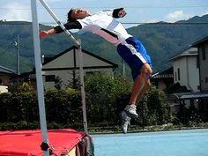 走り高跳び 練習 スーパースロー