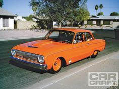 pro street | 1962 Pro Street Ford Falcon - Readers' Pages Photo Gallery
