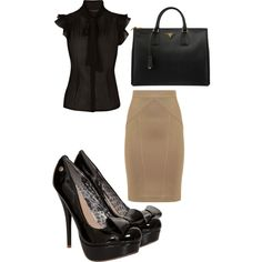 """""""Work outfit!"""" by stefaniemarie4 on Polyvore"""
